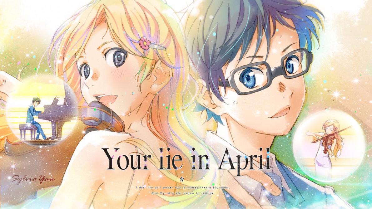 Your Lie In April Shigatsu Wa Kimi No Uso Aniwhat